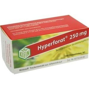 HYPERFORAT 250 mg Filmtabletten